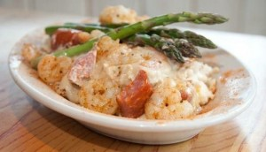 sears shrimp and grits pic